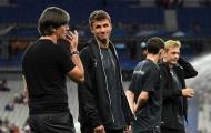 Biến mới trên tuyển Đức, Muller 'đấu khẩu' với Low