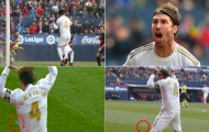 Nhục mạ chưa đã, CĐV Osasuna còn muốn 'thiêu sống' Ramos?