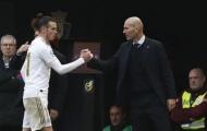 Zidane đăng đàn, phá vỡ im lặng về Bale khiến CĐV Real dậy sóng
