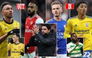 Aubameyang và Ozil 'out'; Arsenal sẽ có 10 mục tiêu chuyển nhượng lý tưởng