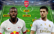 Mikel Arteta với đội hình trong mơ mùa tới của Arsenal sẽ ra sao?