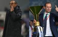 Này Juventus, đừng lấy Allegri để gây sức ép cho Sarri!