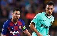 """Barca, Inter Milan và bài toán """"Messi = Martinez + tiền"""""""