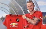 Choáng với mức lương khủng của Maddison tại Man Utd