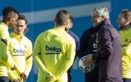 'Mãnh thú' báo tin cực vui, Barca vững tin đòi lại vị thế
