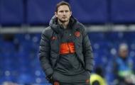 Lampard 'vị tha', Chelsea đón cú hích cực lớn ở trận gặp Man Utd