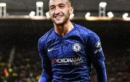 Mua Ziyech giá hời, Chelsea khiến Arsenal và Man Utd 'bẽ mặt'