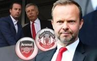 10 đại gia ngân hàng của bóng đá thế giới: M.U vô đối; 'Phú ông keo kiệt' Arsenal