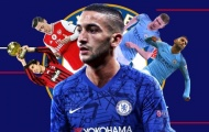 Chelsea đã sở hữu HZ22 mang mã gen 'De Bruyne + Kaka + Ozil + Mahrez'
