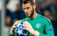 Vừa đến Man Utd, thủ môn tân binh đã nói lời thật lòng về De Gea