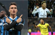 Barcelona và 5 tiền đạo mục tiêu hàng đầu