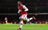 'Bom tấn' rực sáng, Arsenal dội cơn mưa bàn thắng vào lưới Newcastle