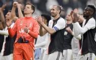 Ronaldo vắng mặt, Juventus vẫn nhẹ nhàng đánh bại Brescia