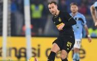 """""""Eriksen hoàn toàn mất tích trước Lazio"""""""