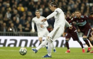 Ramos quá giỏi 1 điều, Ronaldo rời Real cũng không tiếc