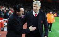Đòi công bằng cho Arsenal, Wenger lên tiếng đáp trả Emery quá chất