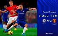 CĐV Chelsea điên tiết: 'Đồ ăn cắp! VAR ghi hattrick cho M.U'