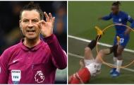 Cựu trọng tài Clattenburg chỉ rõ lý do Maguire phải bị đuổi khỏi sân