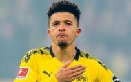 Chỉ còn 1 lí do khiến Sancho từ chối Man Utd