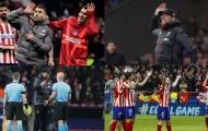 Đả bại nhà ĐKVĐ, sao Atletico 'ghẹo' Klopp giận tím người