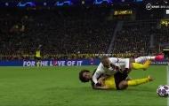 SỐC! Cay cú, Neymar thúc cùi chỏ thẳng mặt Witsel và cái kết
