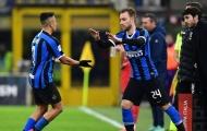 Có Eriksen và Alexis Sanchez, Inter Milan ra sân với đội hình nào?