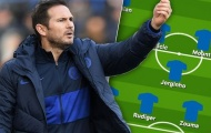 Mất 'máy quét hạng nặng', Chelsea dùng đội hình nào đấu Tottenham?
