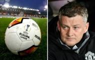 Soskjaer: 'Bóng ướt, gió và mưa làm hại... Man Utd'