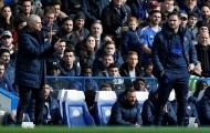 SỐC! Thua mất trí, Mourinho từ chối bắt tay Lampard
