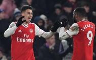 Arsenal run rẩy, lo giữ 'viên kim cương' và quái thú tấn công triệu đô