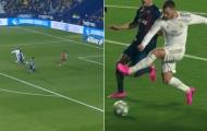 Dứt điểm nghiệp dư, Hazard khiến Real ngậm trái đắng