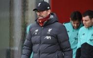 'Liverpool chưa bao giờ là đội hay nhất'