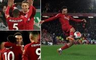 5 điểm nhấn Liverpool 3-2 West Ham: Thời tới đỡ không kịp