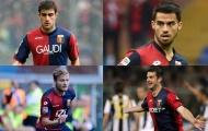 10 ngôi sao nổi tiếng từng khoác áo Genoa: Trung vệ Arsenal, 'bom xịt' Barca có mặt