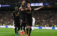 5 điểm nhấn Real Madrid 1-2 Man City: Pep Guardiola sáng tạo; De Bruyne xếp trên tất cả