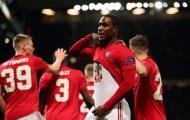 Odion Ighalo thể hiện thế nào khi lần đầu đá chính cho Man Utd?