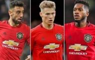 Với Fernandes & 'Mad dog' trở lại, Man Utd đã sở hữu bộ 3 đáng sợ