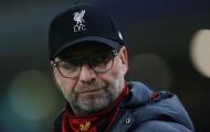 'Chỉ có 2 cầu thủ là không thể thay thế tại Liverpool'