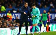 Lampard 'vén màn bí mật', thừa nhận một câu gây choáng về Kepa