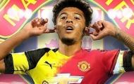 'Man Utd là sự lựa chọn khả dĩ nhất vào lúc này dành cho ngôi sao đó'