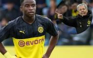 'Phá đảo' cấp độ trẻ, 'thần đồng' Dortmund sẵn sàng khiến Bundesliga rung chuyển