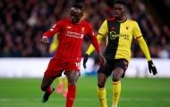 'Kẻ hủy diệt' Liverpool bùng nổ ra sao ở trận thắng 3-0 của Watford?