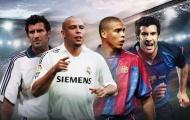 10 ngôi sao khoác áo cả Real lẫn Barca: Judas, HLV và 'Báo đen bị bỏ rơi'