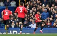 5 điểm nhấn Everton 1-1 M.U: Sai lầm với Fernandes; 2 cú lật mặt chớp nhoáng!