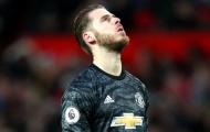 Đêm qua, De Gea không phải là sao Man Utd duy nhất mắc sai lầm