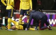 Cập nhật chấn thương tại Arsenal: 'Quái thú' ngồi ngoài, 'tân binh thảm họa' trở lại
