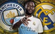 'Đội bóng đó mạnh hơn Real Madrid, Sterling nên ở đó'