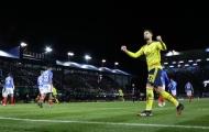 Thăng hoa trước Portsmouth, tân binh Arsenal vẫn lộ ra 'điểm yếu'