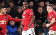 5 điểm nhấn Derby 0-3 M.U: 'Mad dog' tái sinh; Mang Man City tới đây!