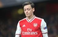 Arteta mua 1 cái tên, Ozil và 3 ngôi sao Arsenal bị thanh lý